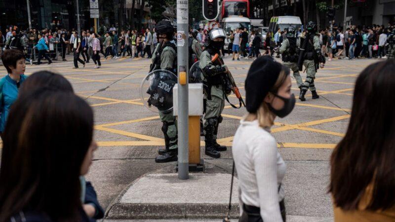 【直播回放】11.27 港民反極權 | 觀塘和你Lunch