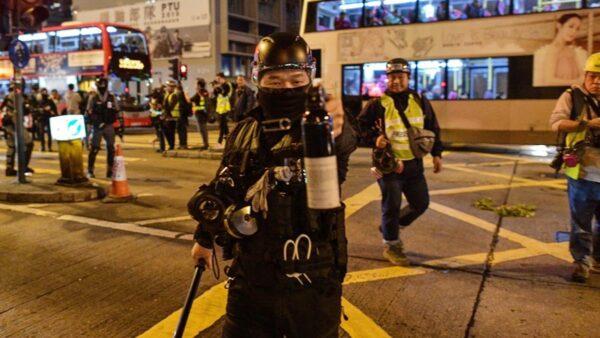 【直播回放】11.30香港各區反極權抗爭活動