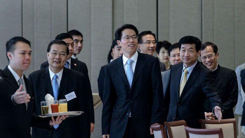 """北京对港政策新部署 张晓明将赴港""""督战""""?"""