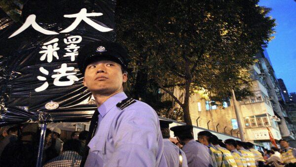 中共人大出笑话 不识香港基本法
