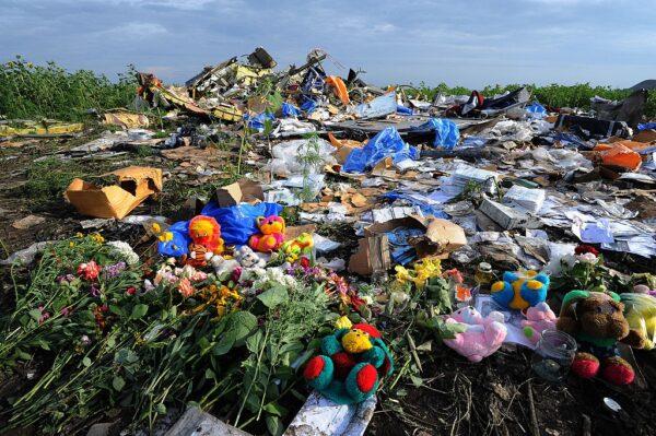 马航MH17遭击落 拦截通话纪录 疑俄高官涉入