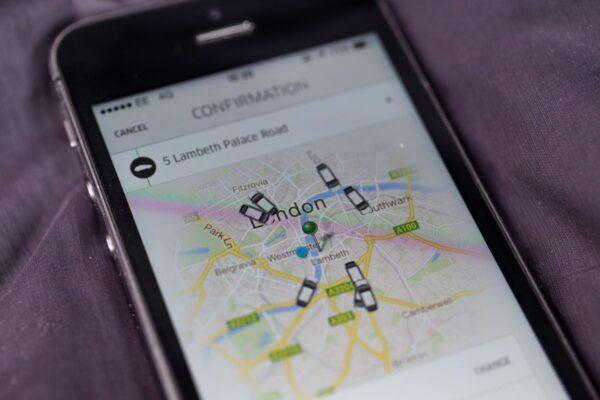 Uber丧失伦敦营运牌照