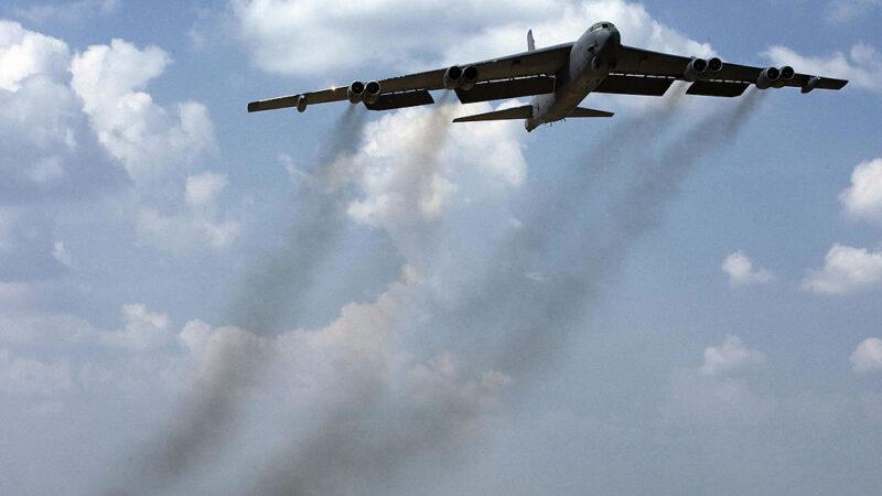 協防沙特應對伊朗 美軍再派B52H轟炸機