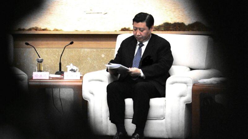 """文革一幕:""""打倒习近平""""呼声震耳 习绝望地哭了"""