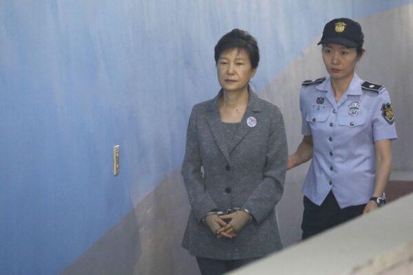 朴槿惠国情院收贿案 韩最高院发回更审