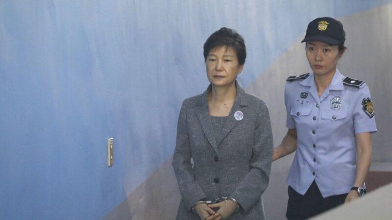 朴槿惠國情院收賄案 韓最高院發回更審