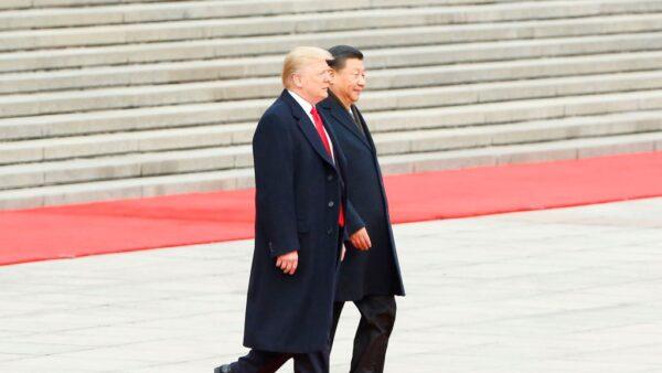 夏小强:中美贸易谈判中的川普和习近平