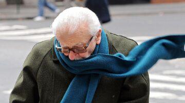 感知速度慢 老人家千萬別等冷了才加衣服