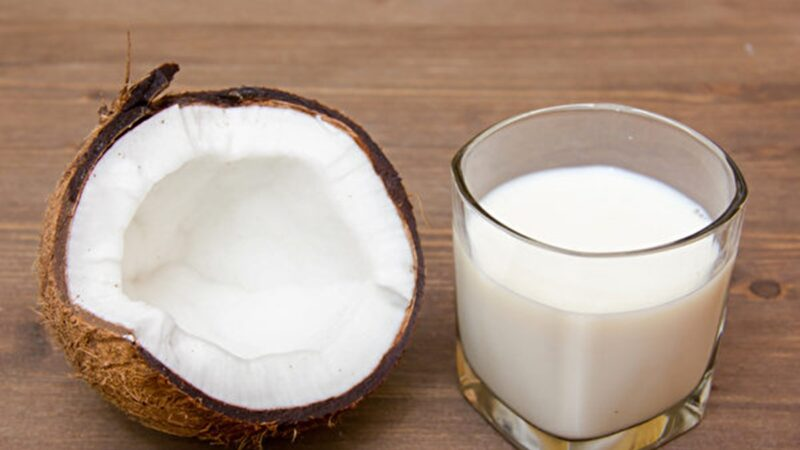 椰奶促减肥又营养 比你想像的还要好