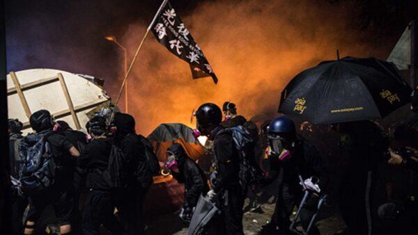 「大三罷」持續發威 香港教大、嶺大宣布停課