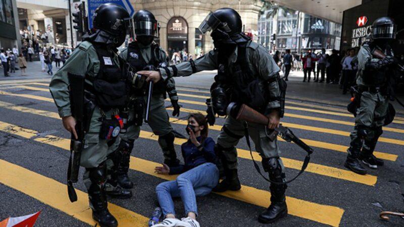 英媒:香港唯一出路 已被中共堵死