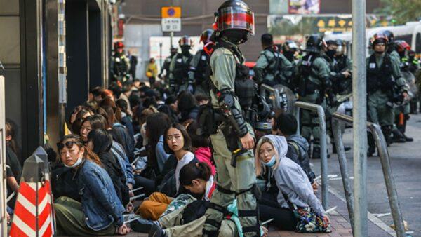 医护人员照样抓!香港陷人道危机向国际求救