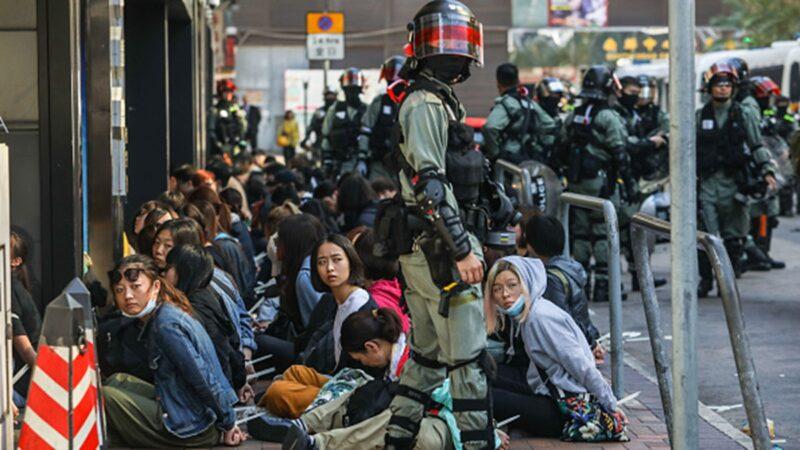 醫護人員照樣抓!香港陷人道危機向國際求救