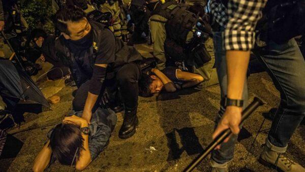 华日举例证明 香港为何抗暴