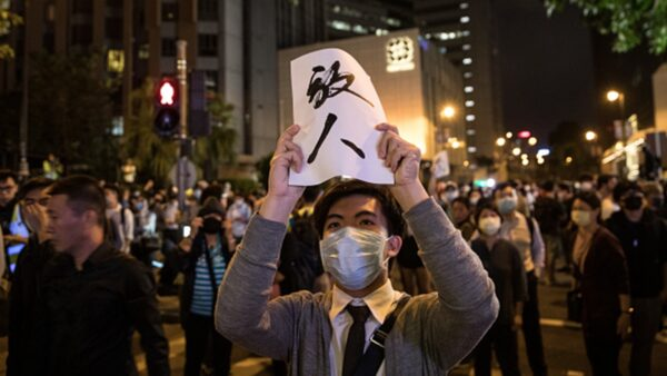 理大抗爭者悄悄見媒體 透露「駐校生活」