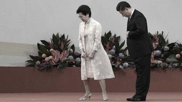 習近平上海見林鄭 稱對她「高度信任」