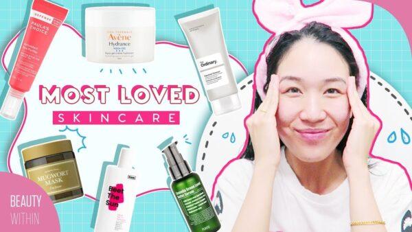 【Beauty Within】10適合乾性肌膚的推薦產品