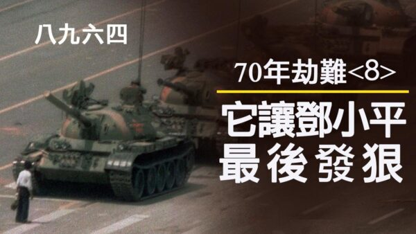 【江峰时刻】70年民族劫难《八》:八九六四前邓小平躲著不见赵紫阳干什么去了?