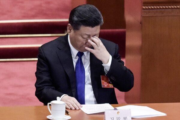 """分析:习近平被林郑气半死 """"握手戏""""另有隐情"""