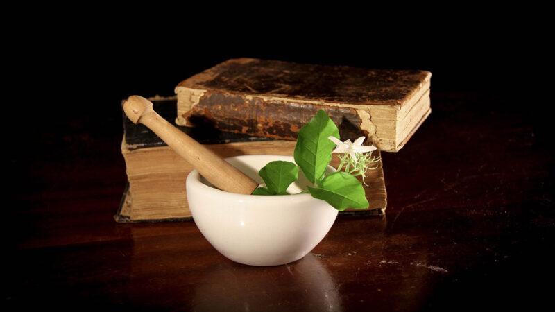 中華醫道來自於神 歷代神醫留神跡