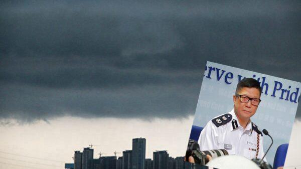 香港冷血「一哥」上任 稱港警鎮壓「亞洲最優秀」