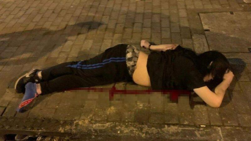 港府才通报尸体数据大增 荃湾又有黑衣人蹊跷坠楼