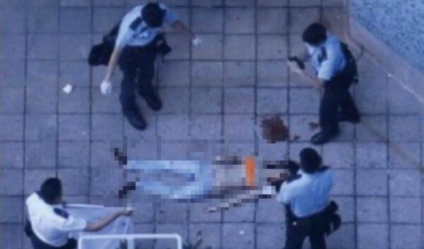 港少女半裸坠楼死 议员指警拍照假证物并随手丢弃