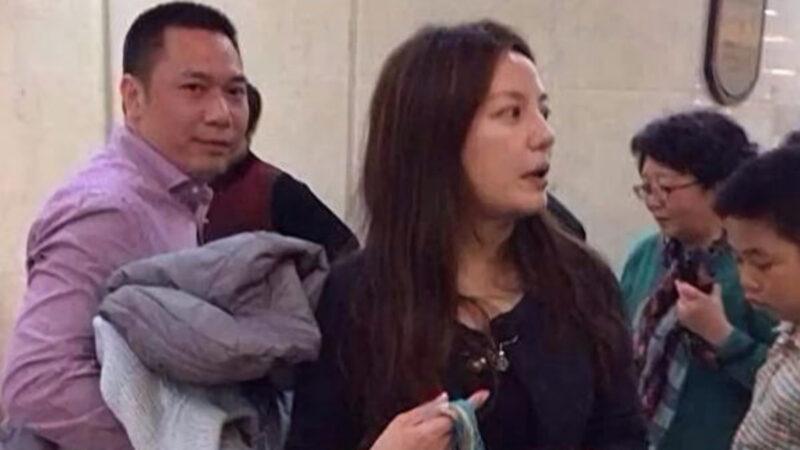 赵薇丈夫黄有龙吃官司 被告上香港法庭