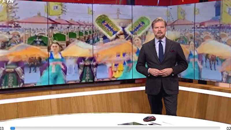 丹麥神韻演出受阻 事件提升到國家級層面