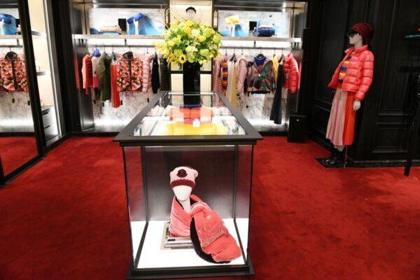 傳Gucci母公司正洽購高端羽絨服品牌Moncler