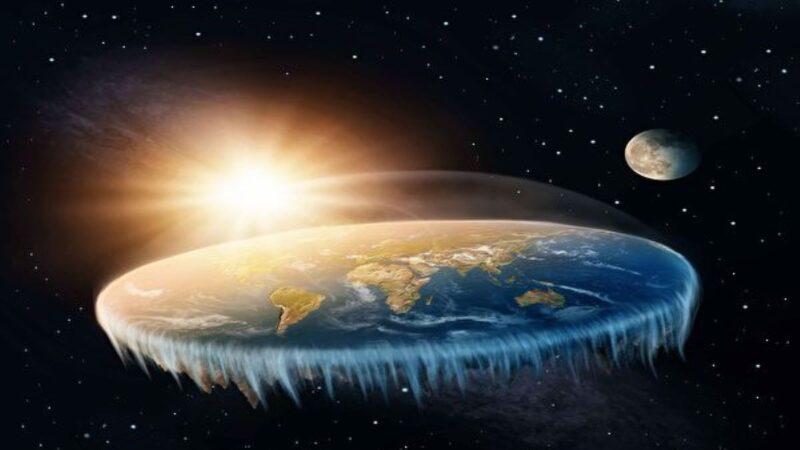 """科学家""""脑洞大开"""":地球是扁平盘状?"""