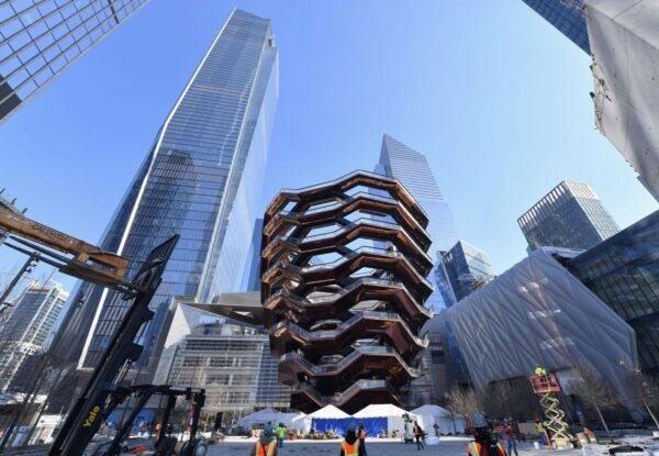 科技巨頭續在紐約擴張 亞馬遜臉書大規模租用辦公樓
