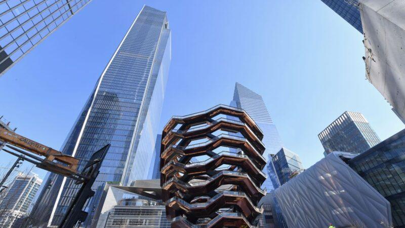 科技巨头续在纽约扩张 亚马逊脸书大规模租用办公楼