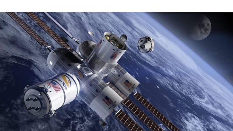 度假新去处:竞相规划中的太空旅馆