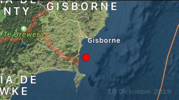 新西蘭火山爆發後 北島發生5.3級地震