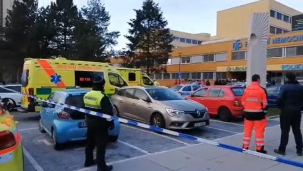 捷克医院手术室惊传枪击 酿6死凶嫌逃逸