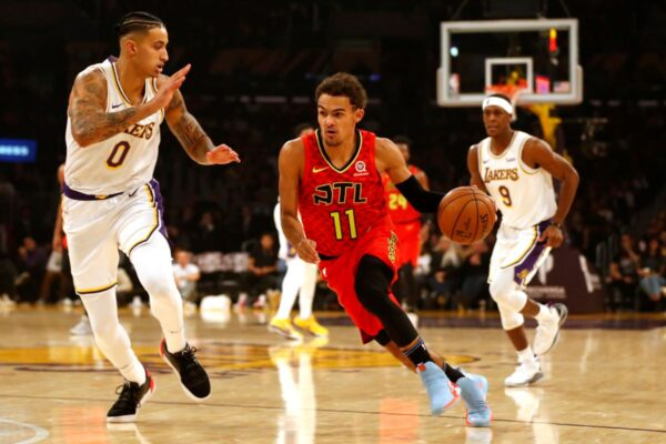NBA杨恩决胜节爆发 老鹰轰退黄蜂