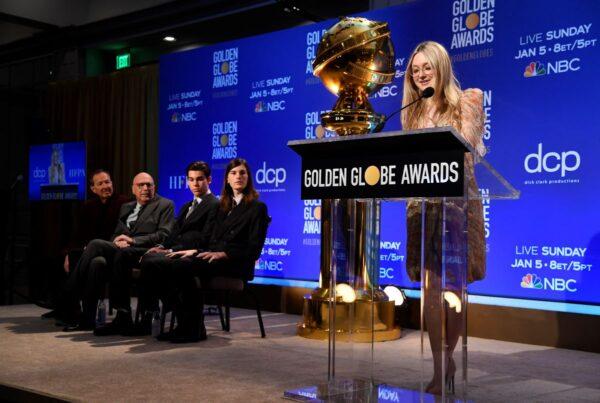 77屆金球獎提名公布 萊昂納多有望四度封帝