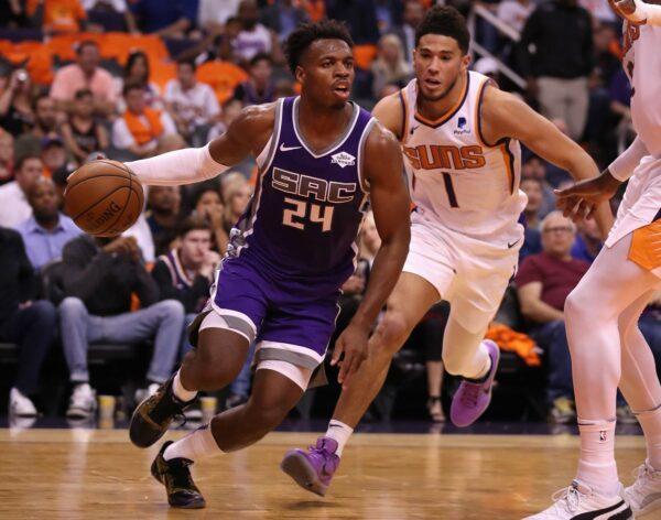 NBA国王克服17分逆境 延长赛碎掘金