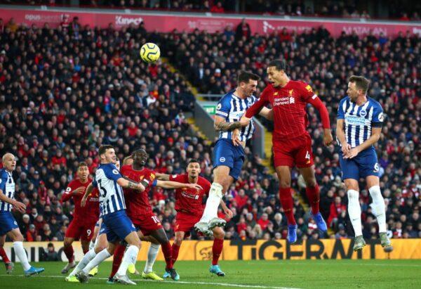 英超:利物浦領先曼城11分 熱刺排名攀升