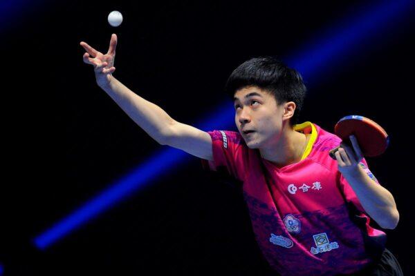 桌球世界盃林昀儒奪銅 台灣史上最佳