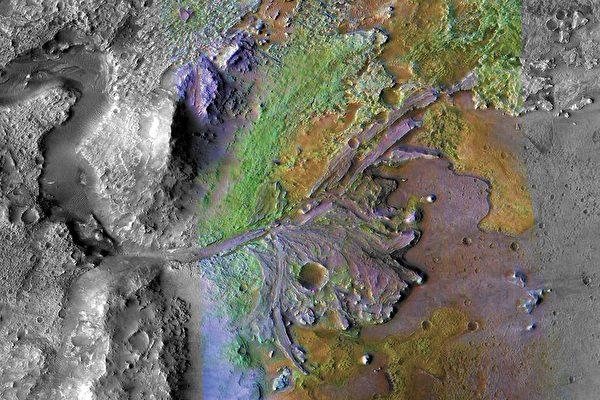 2020火星探測器登陸點很可能有化石