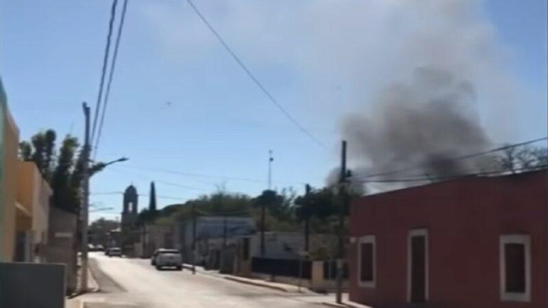 美墨边境小镇警匪枪战 4警殉职10歹徒丧命