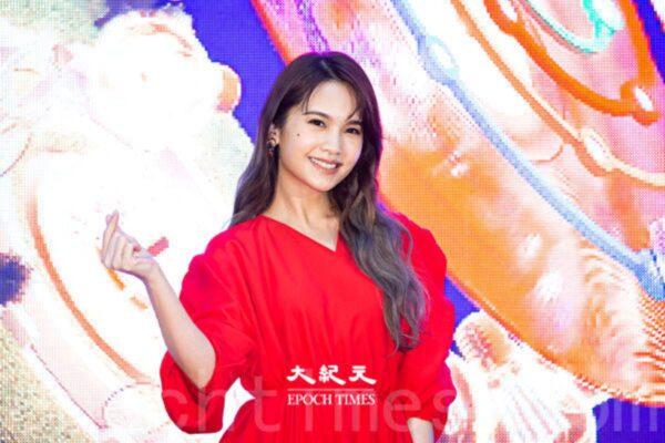 台北跨年晚会大牌云集 杨丞琳陪观众倒数