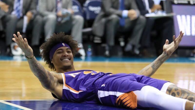 NBA烏布雷連2記關鍵三分球 太陽曬傷黃蜂