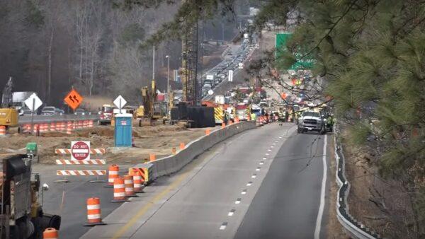 濃霧加上路結冰 維吉尼亞州69車連環撞51傷2命危