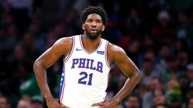 NBA团队命中率破5成 76人终止三连败
