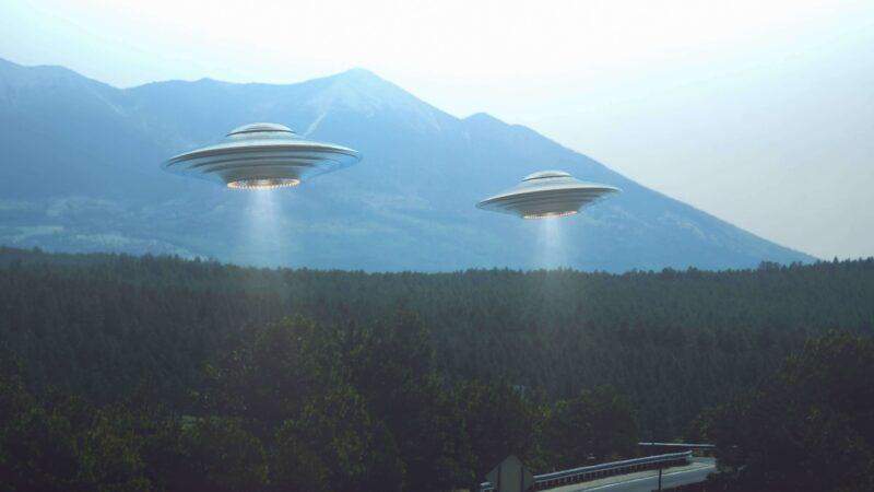 錄影UFO 美戰機飛行員15年後發聲