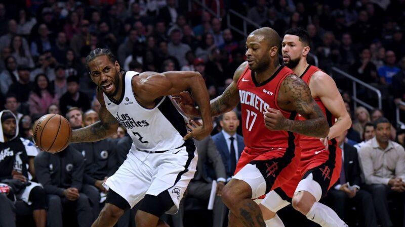 NBA里納德35分12籃板 駕快船撞倒湖人