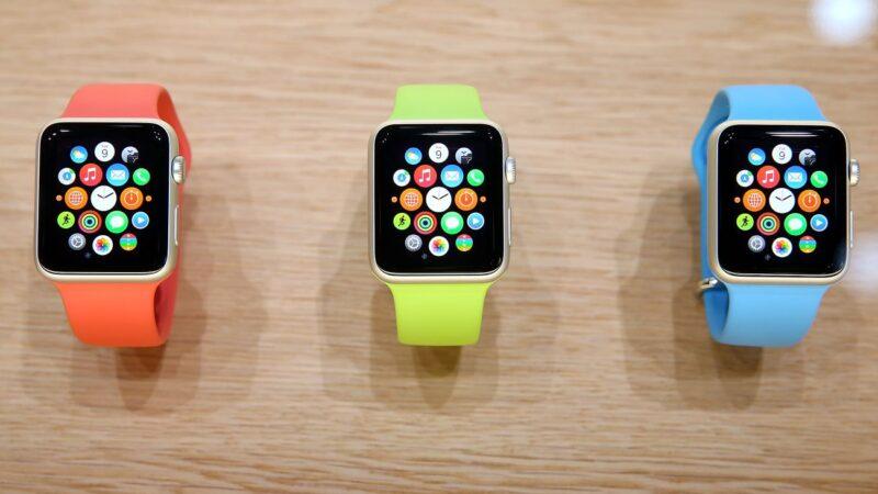 苹果手表心律检测技术侵权 遭纽约医生起诉